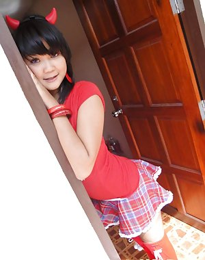 Emo Asian Girl Pics