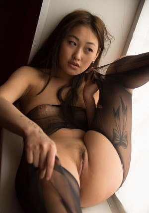 Pretty nude chinese orgasm quite good
